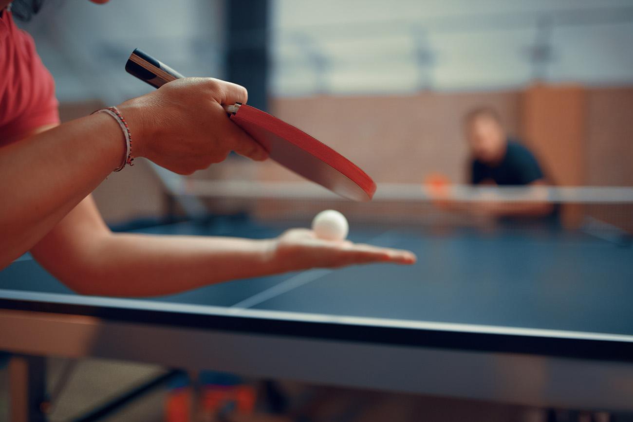 BOQ Ping Pong Tournament - Queensland Mental Health Week